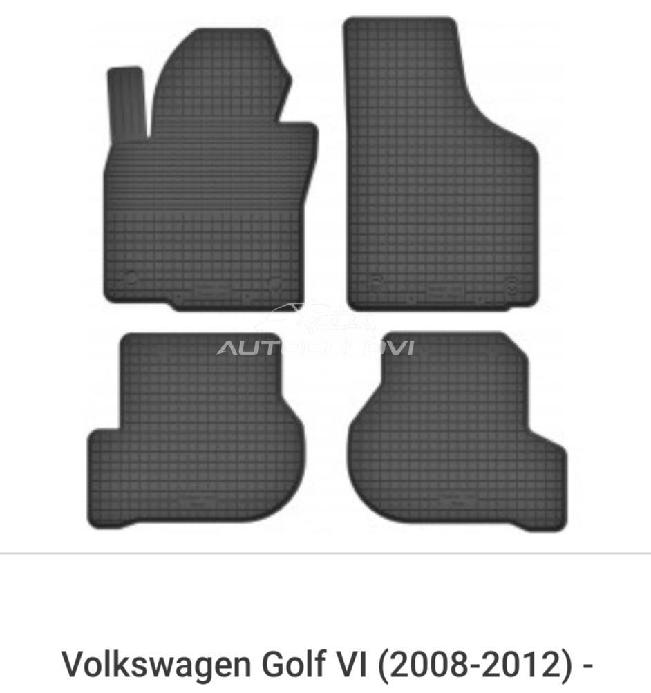 Gumene patosnice VW Golf 6