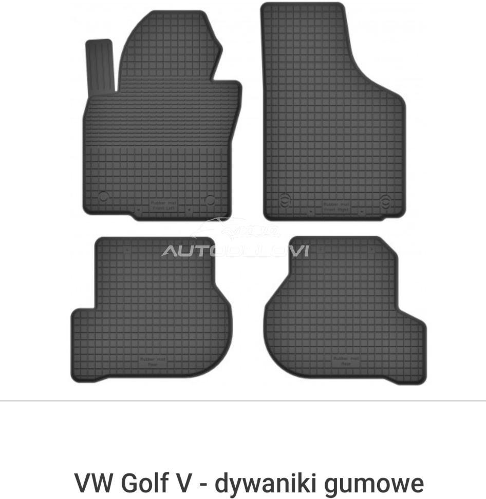 Gumene patosnice VW Golf 5