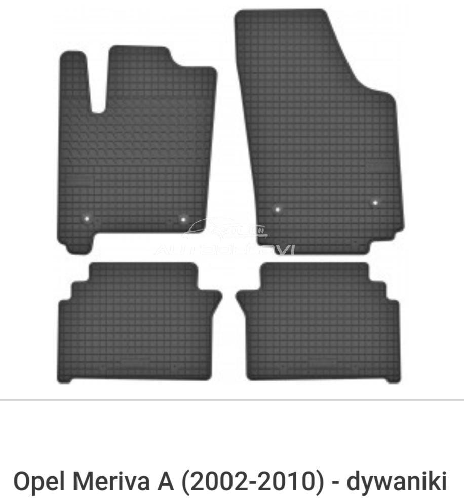 Gumene originalne patosnice Opel Meriva A