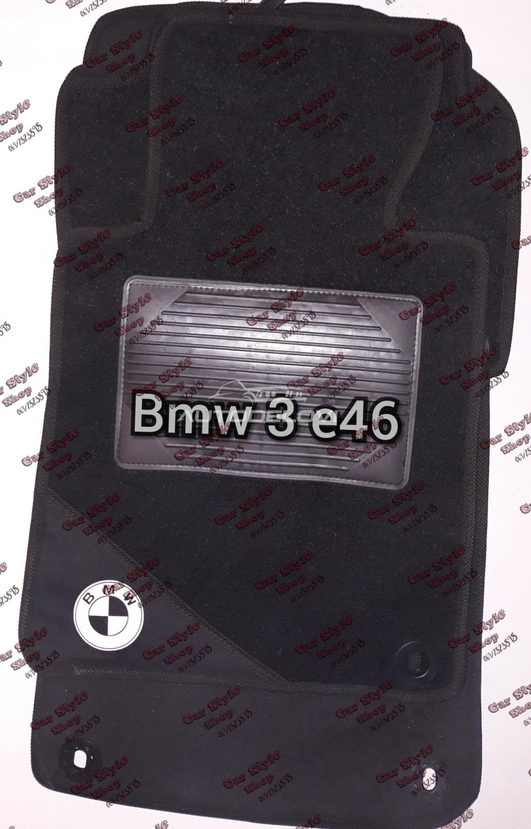 Patosnice TIPSKE tepih za BMW 3 e46