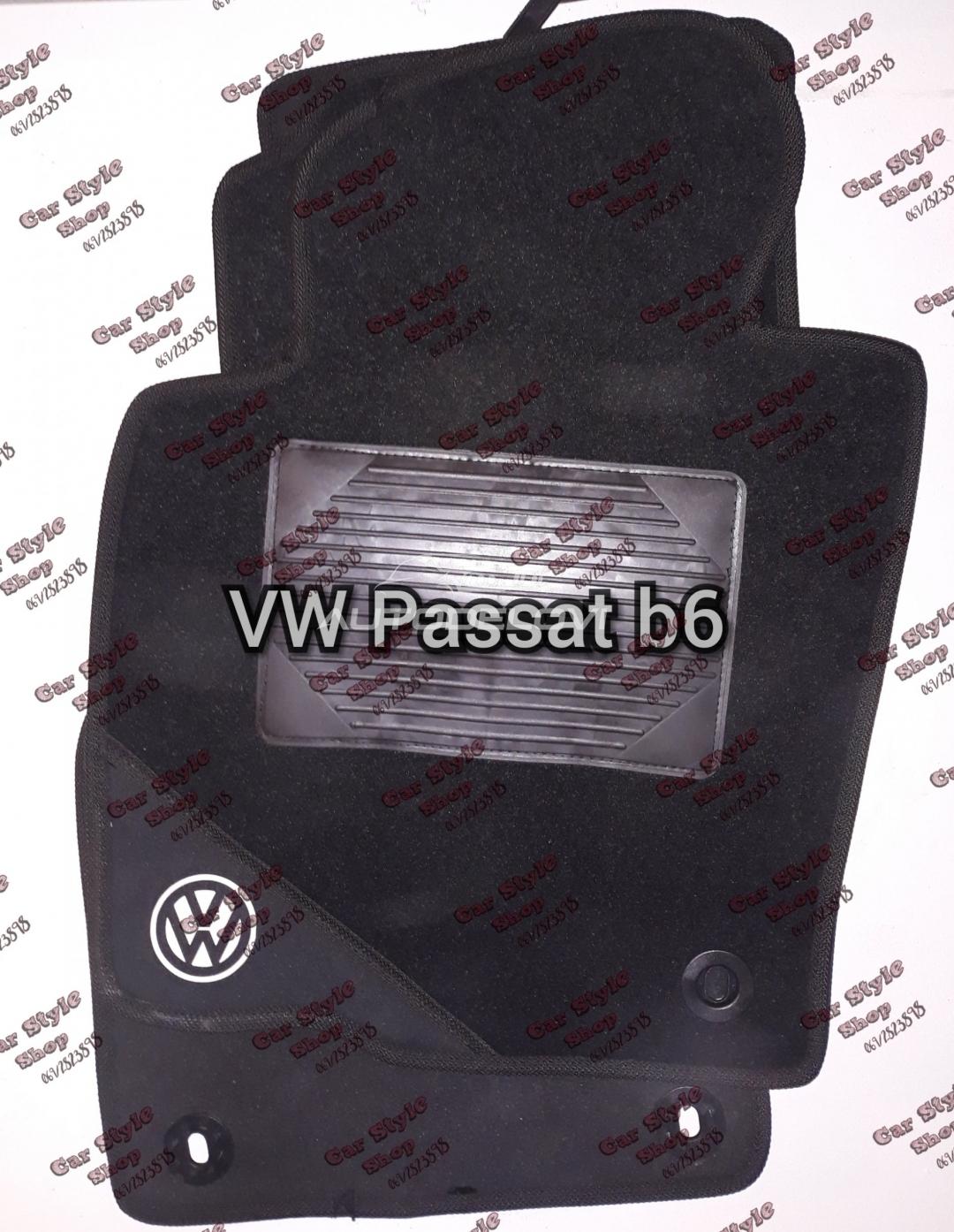 Patosnice TIPSKE tepih Za VW Passat b6