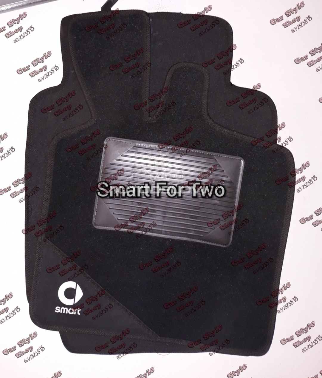 Patosnice TIPSKE tepih za Smart For Two