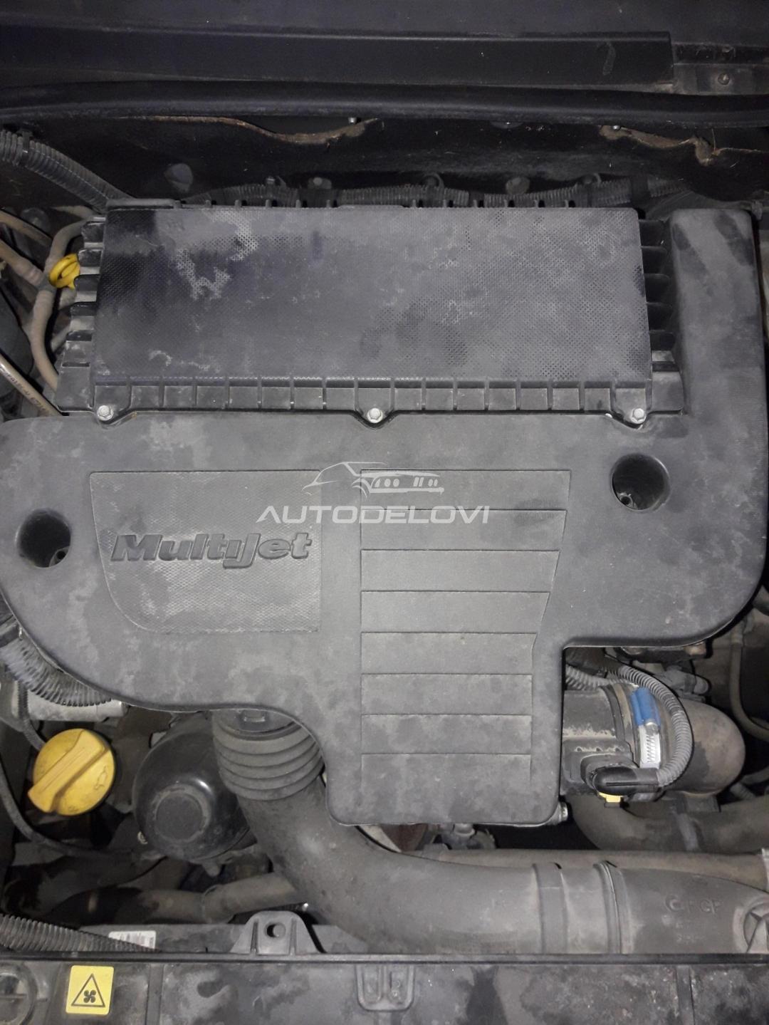 Fiat Grande Punto 1.3 mj kiciste filtera vazduha