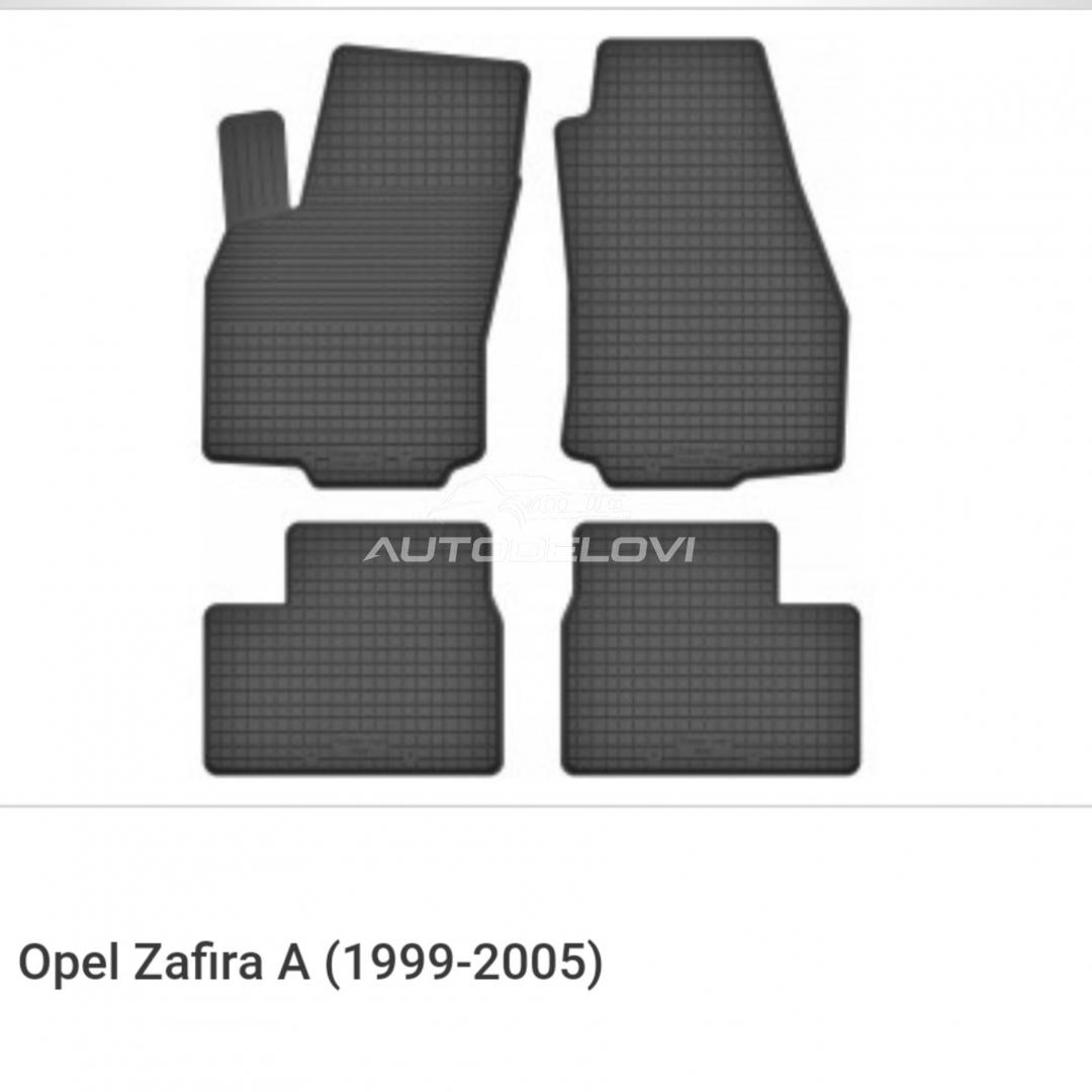 Patosnice gumene za Opel Zafira A