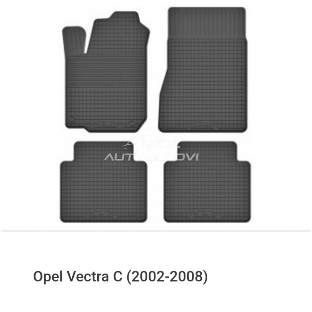 Patosnice gumene za Opel Vectra C