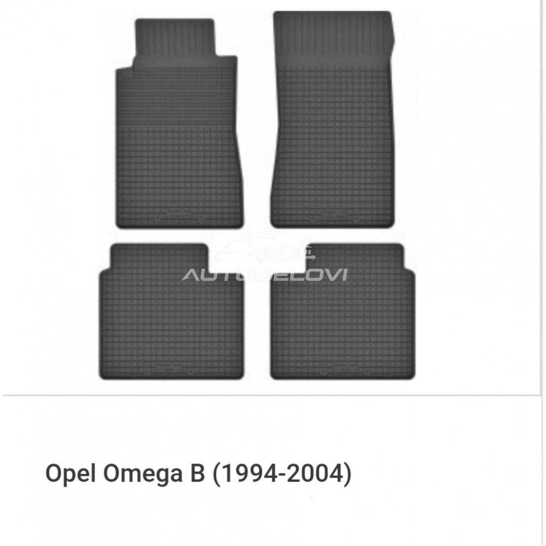 Patosnice gumene za Opel Omega B
