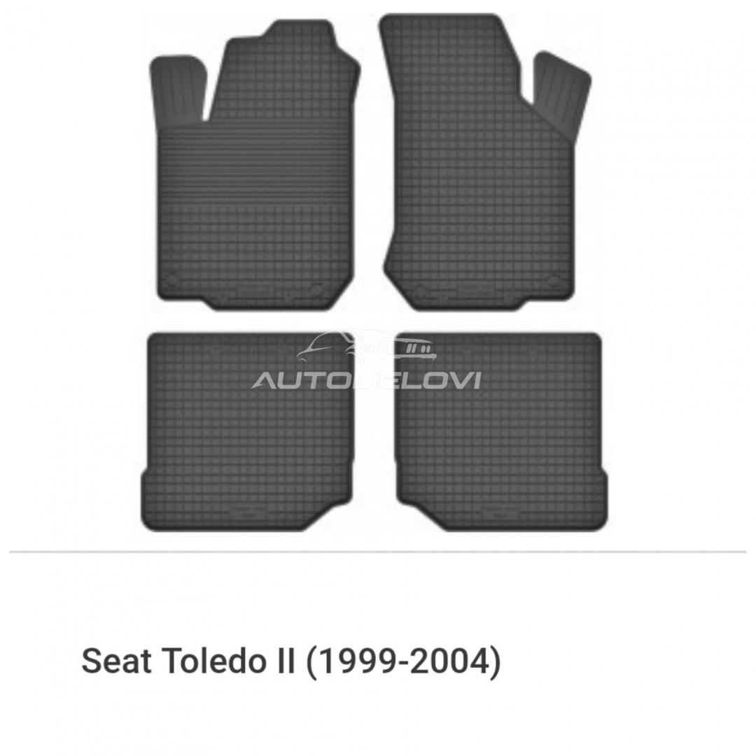 Patosnice gumene za Seat Toledo mk2