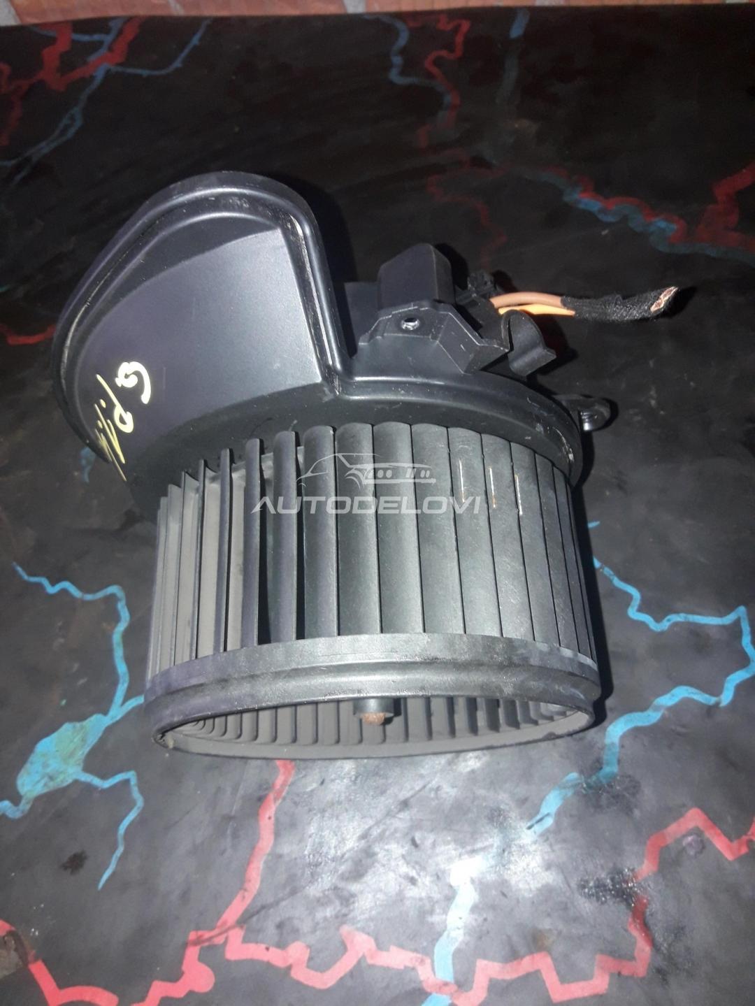 Fiat Grande Punto ventilator kabine