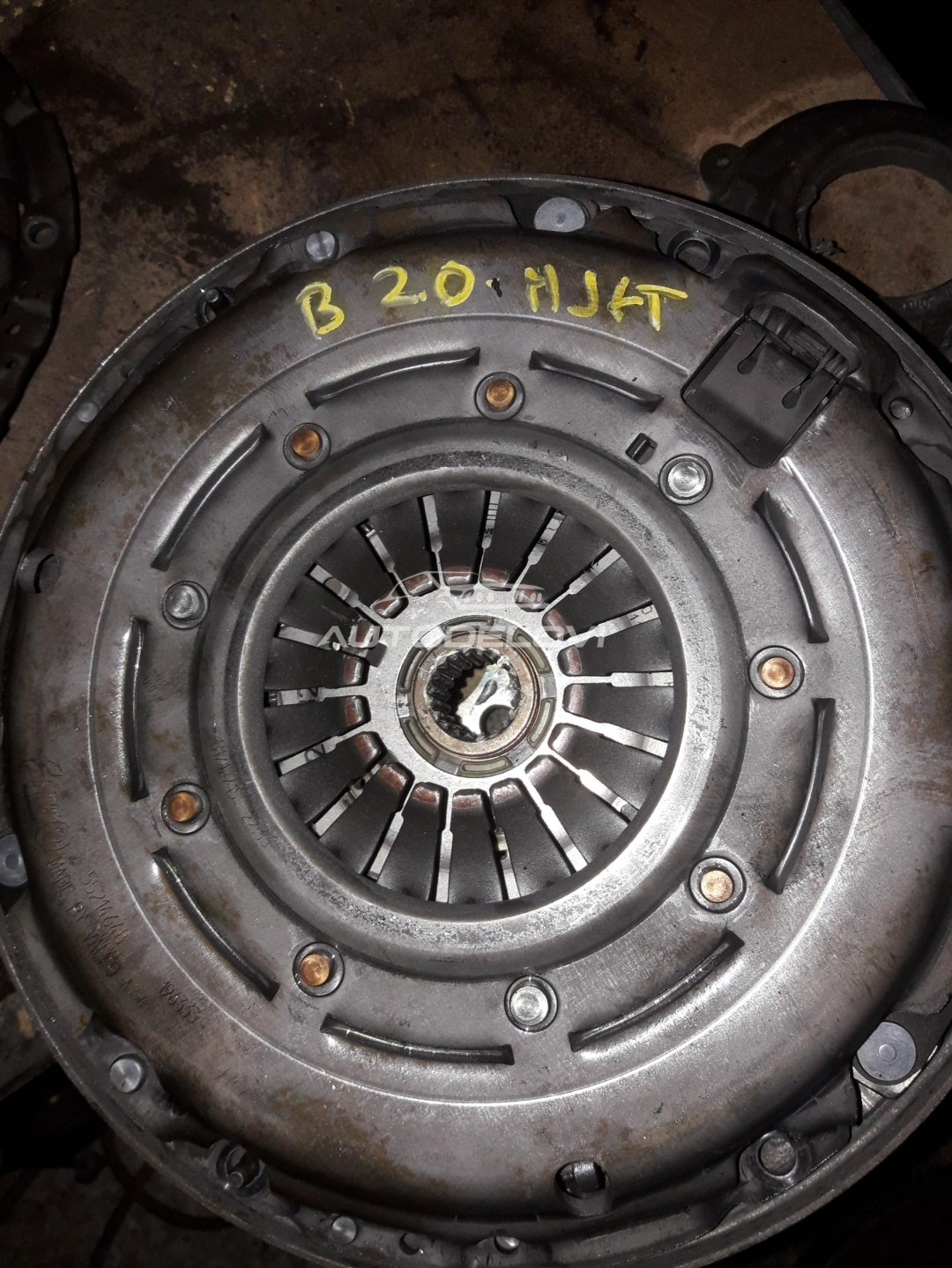 Fiat Bravo 2.0 multi jet korpa, lamela i druk lezaj