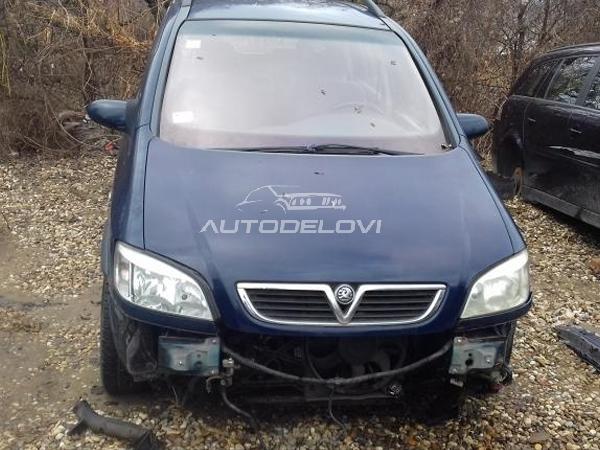 Opel Zafira kompletan auto u delovima