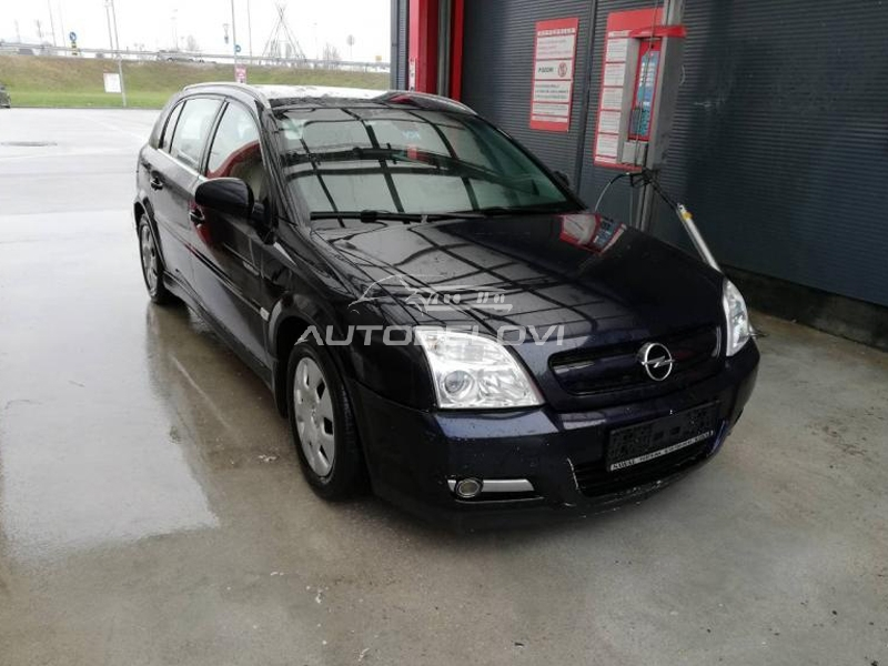 Opel Signum kompletan auto u delovima