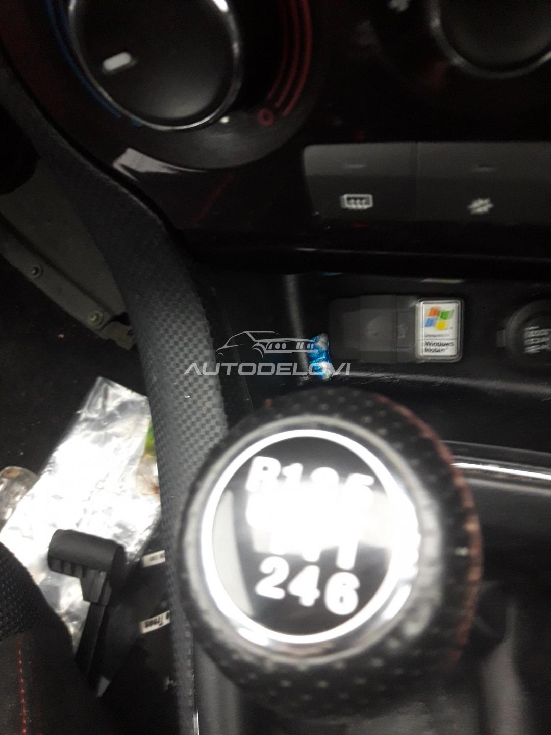 Fiat Bravo rucica menjaca kozna u odlicnom stanju