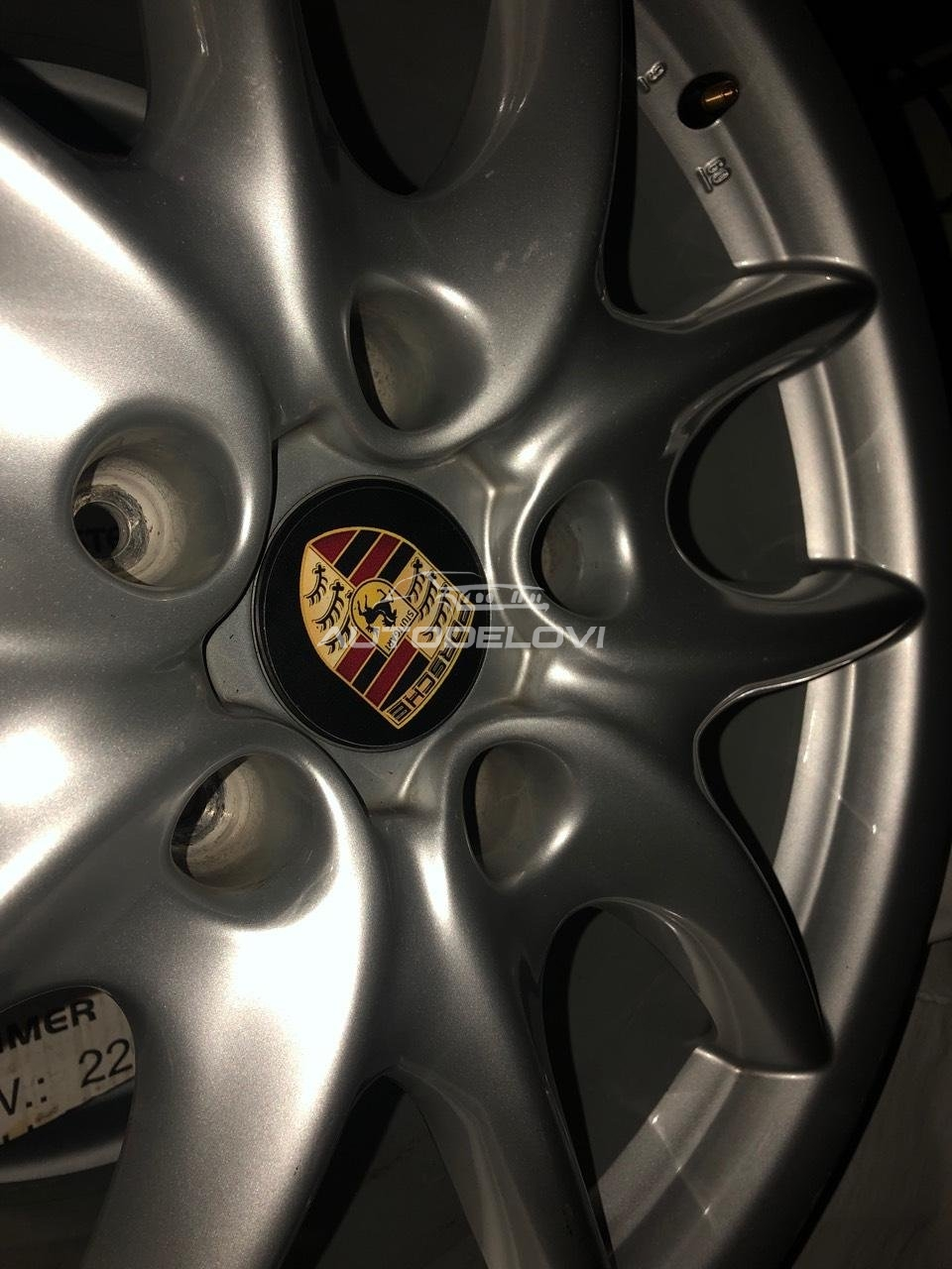 Čepovi za felne Porsche
