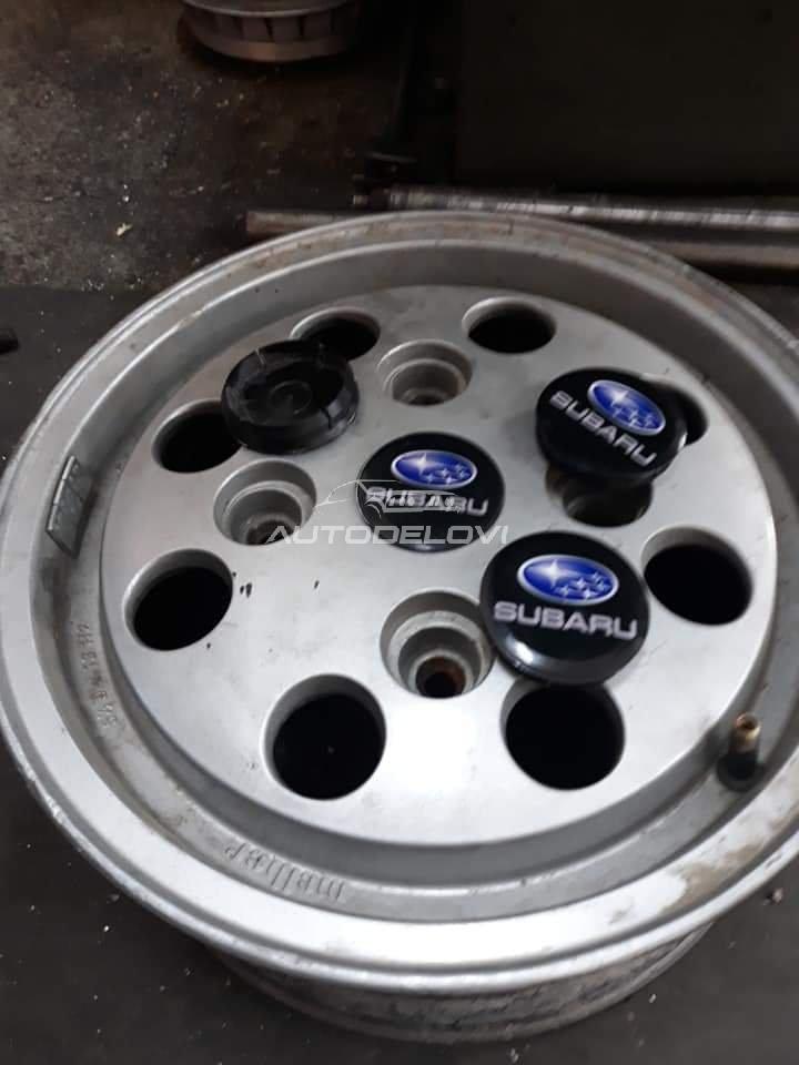 Čepovi za felne Subaru