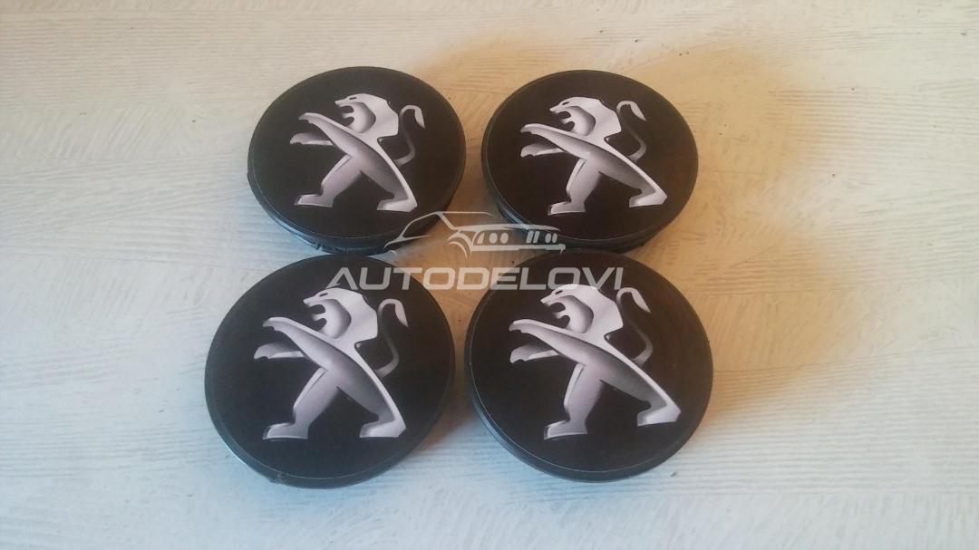 Čepovi za felne Peugeot