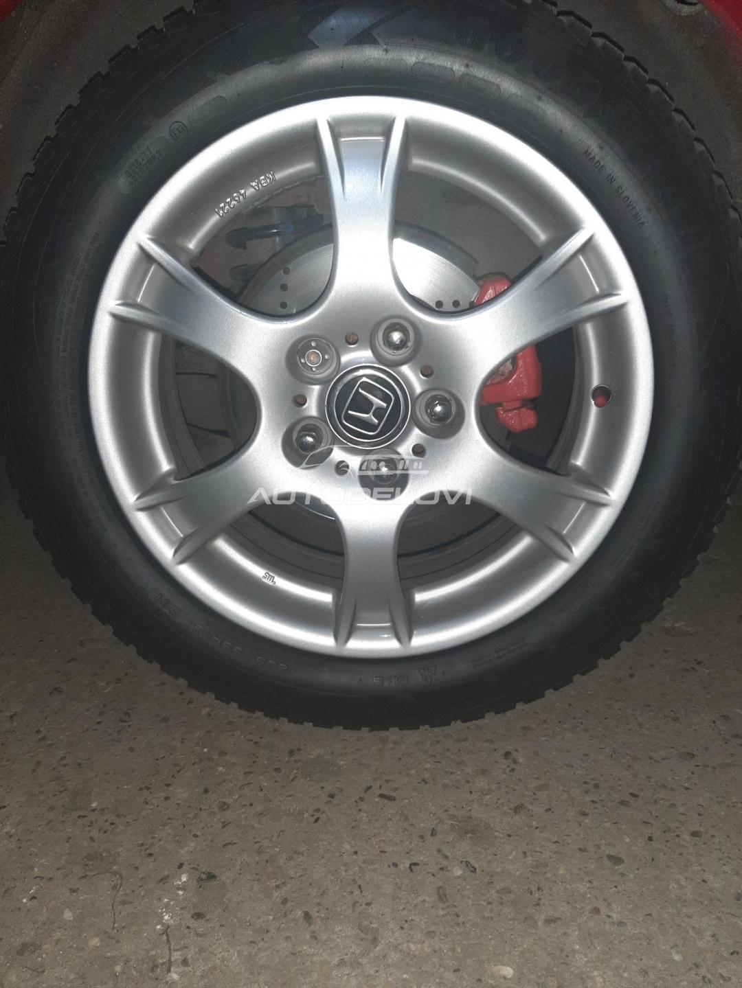 Čepovi za felne Honda