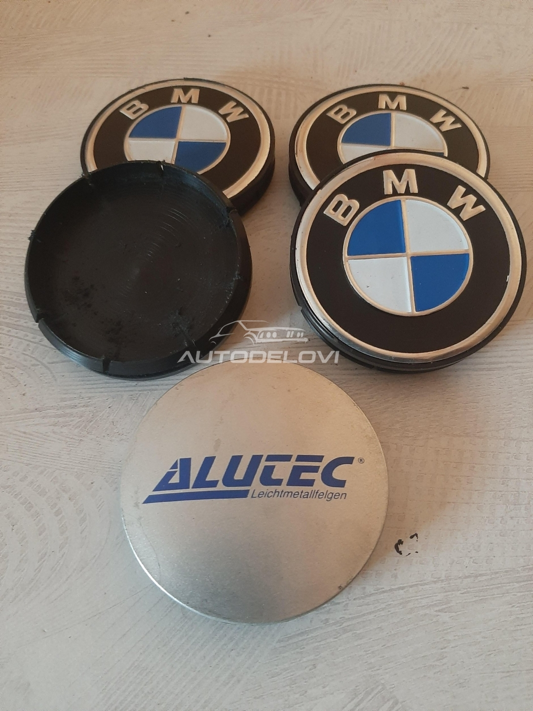 Čepovi za felne BMW