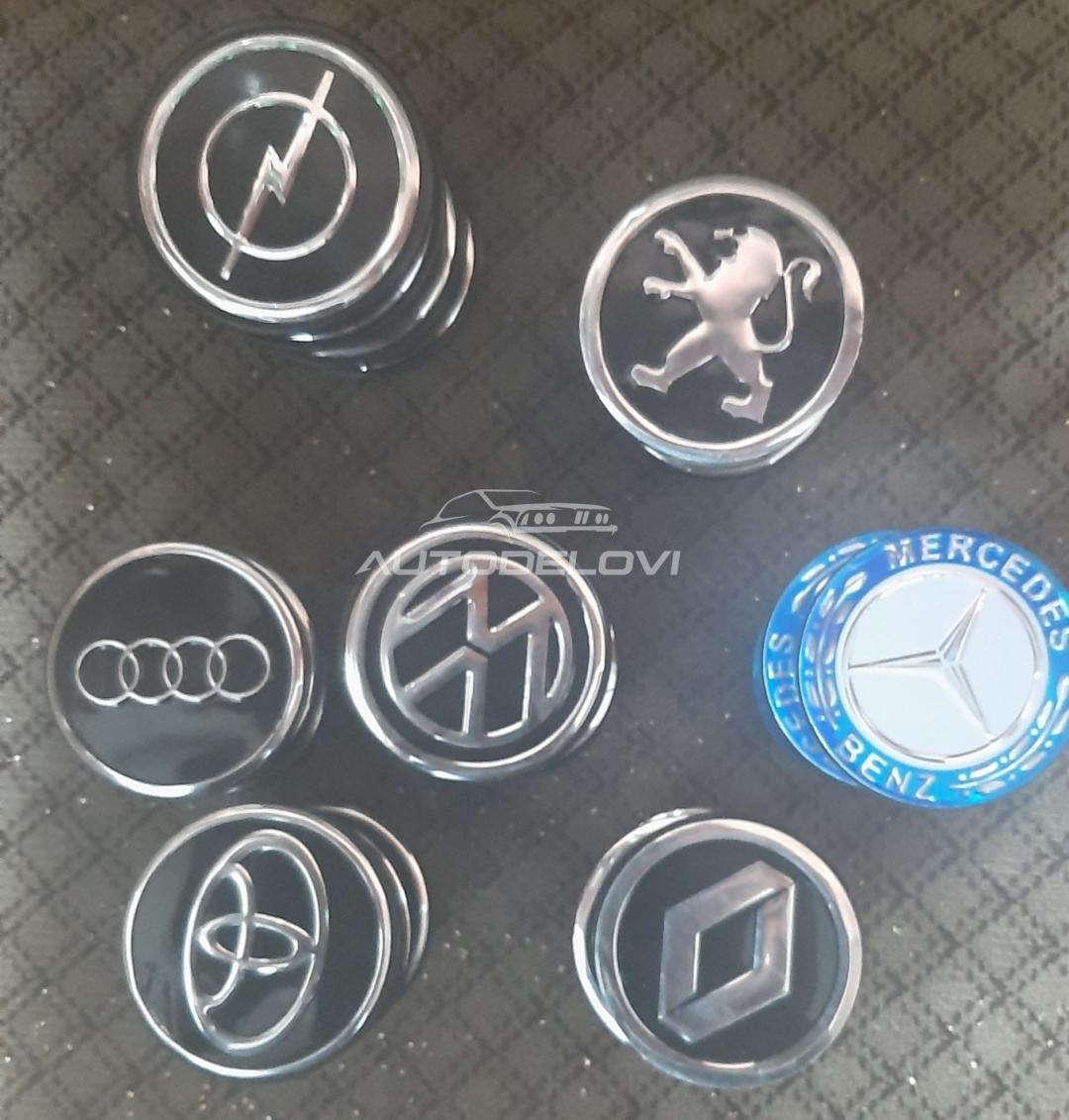 Čepovi za felne Audi