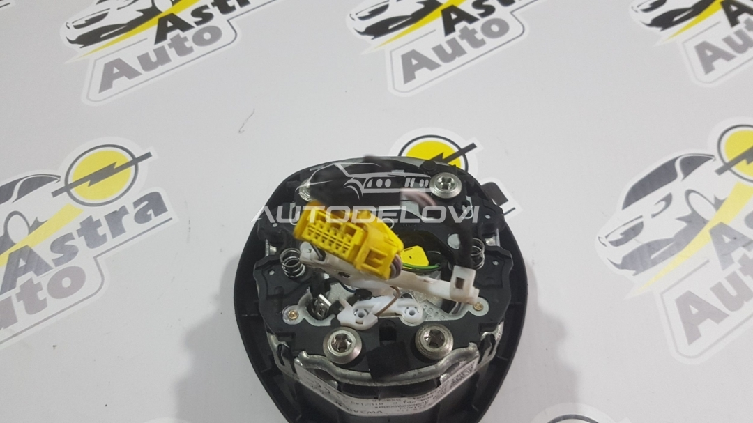 Polo novi model airbeg volana od 2009. do 2018. god.