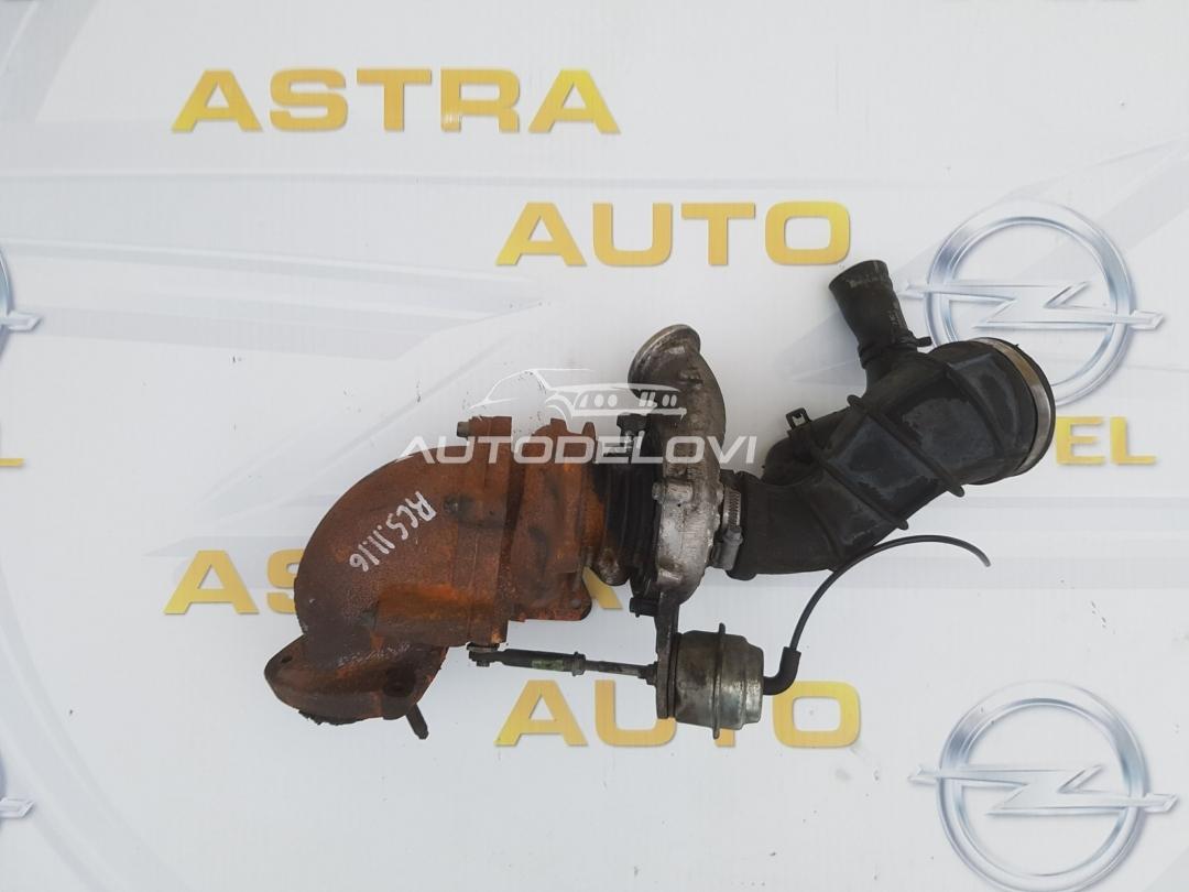 Astra Zafira Turbina 2.0 dti