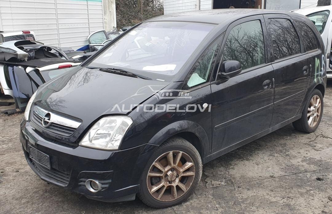 Opel Meriva A Restajling 1.6 twinport z16xep POLOVNI DELOVI
