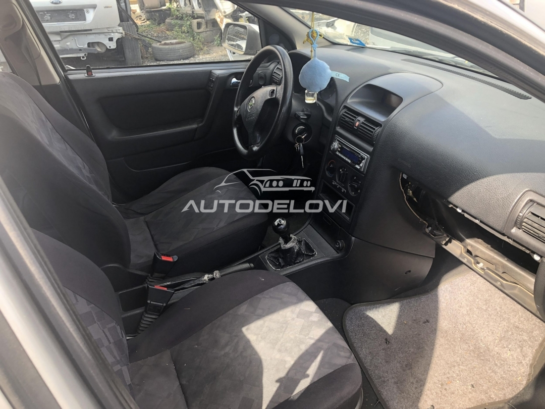 Astra G 1.7 Turbo dizel (nemacki motor) Delovi