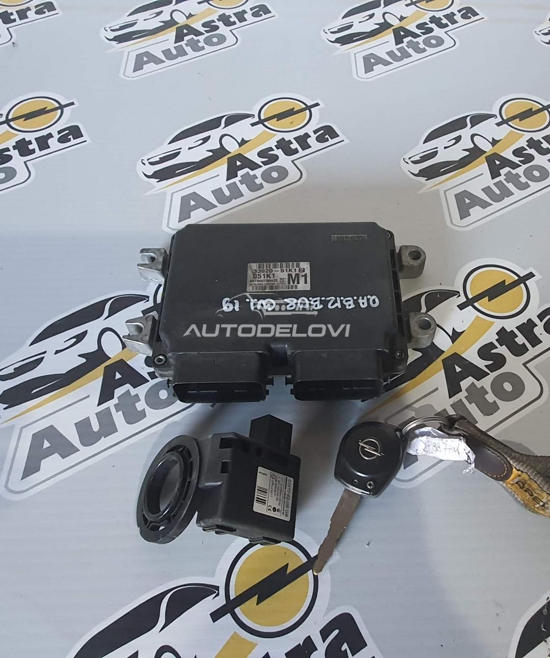 Motorni kompjuter Agila B 1.2 (K12 B) Model (2007-2014)