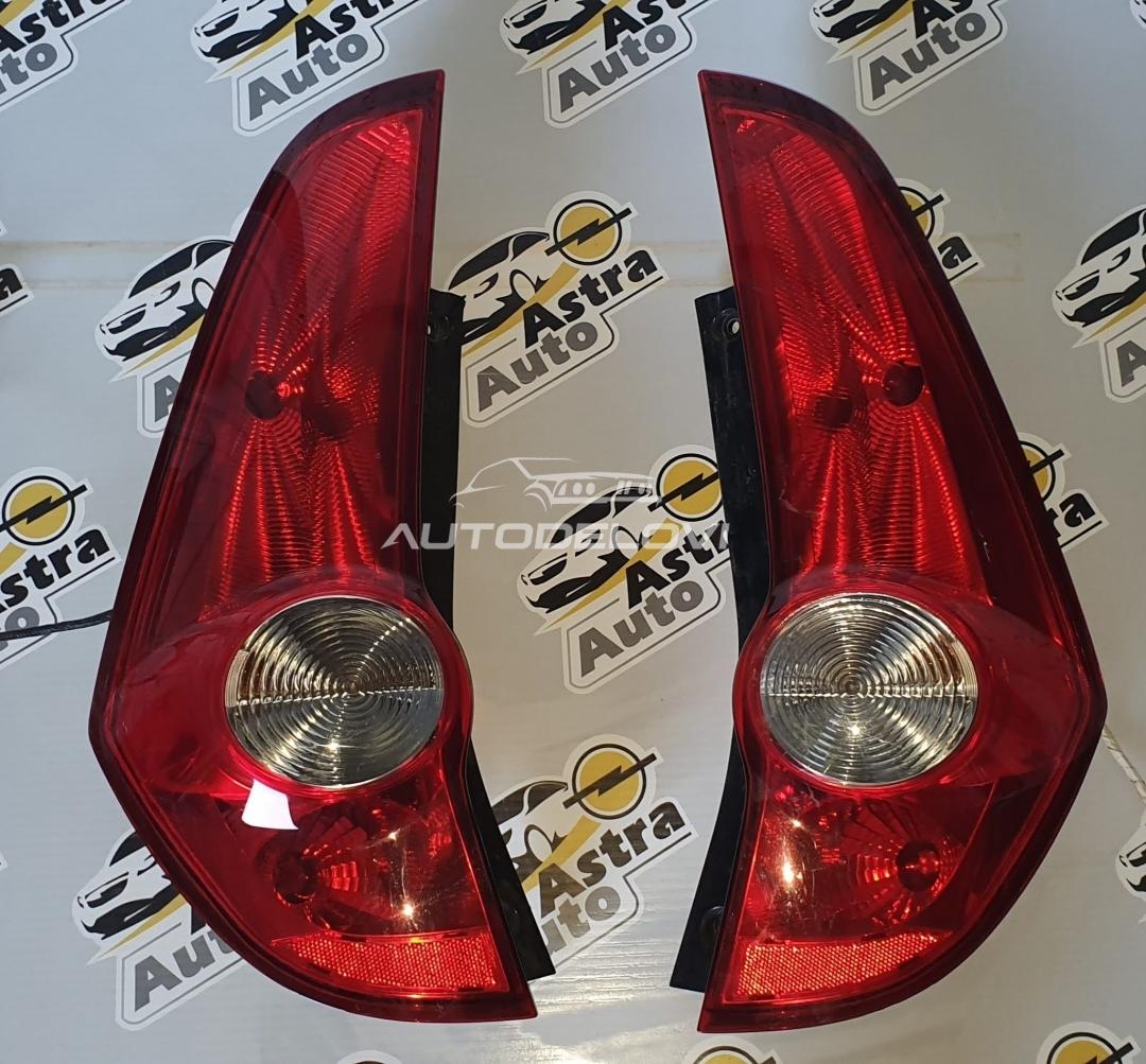 Agila B Stop Lampe