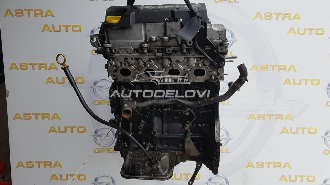 Motor 1.7 cdti Denso sistem
