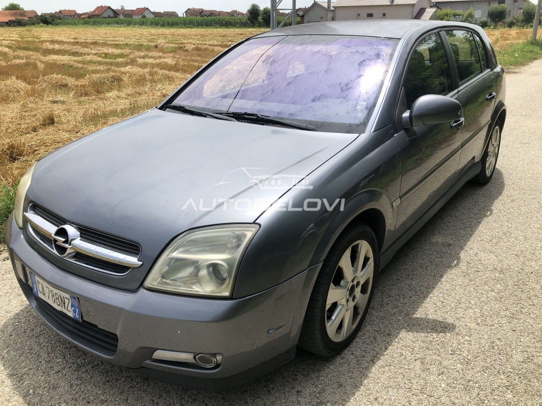 Opel Signum C 2.2 dti automatik POLOVNI DLOVI