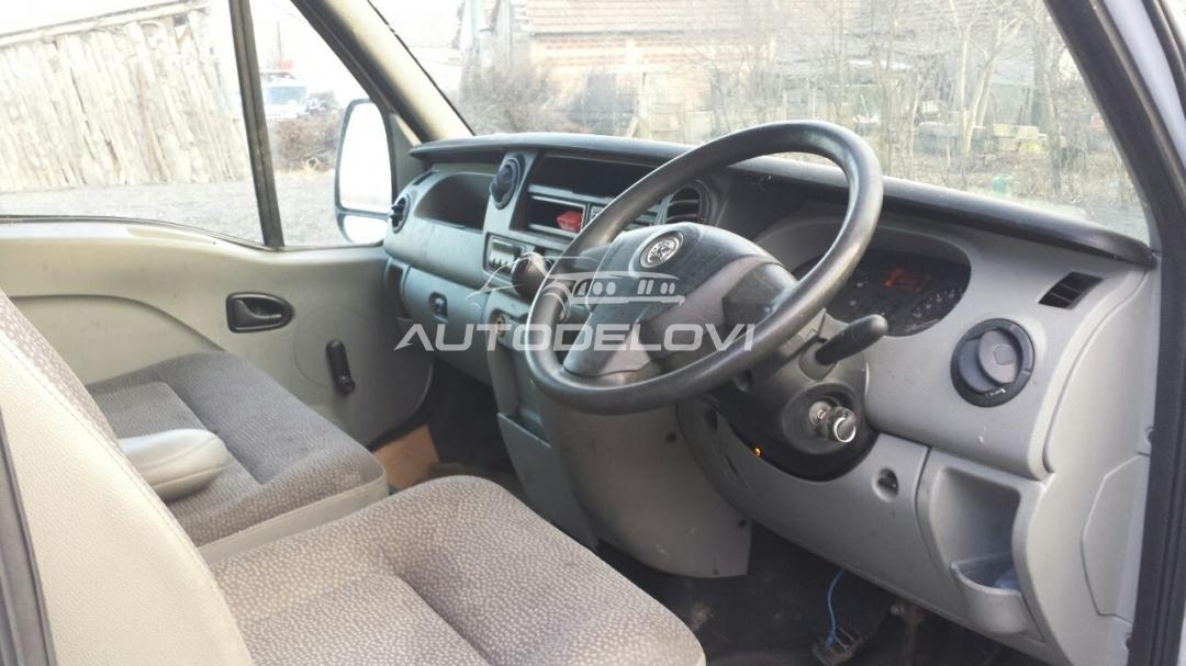Opel Movano 2.5cdti 2006 delovi