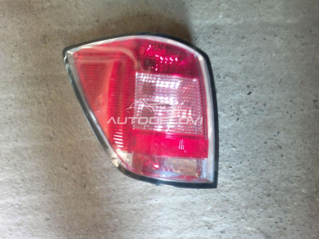 Opel Astra H stop lampe