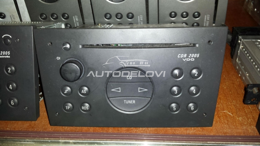 CD Muzika za Opel