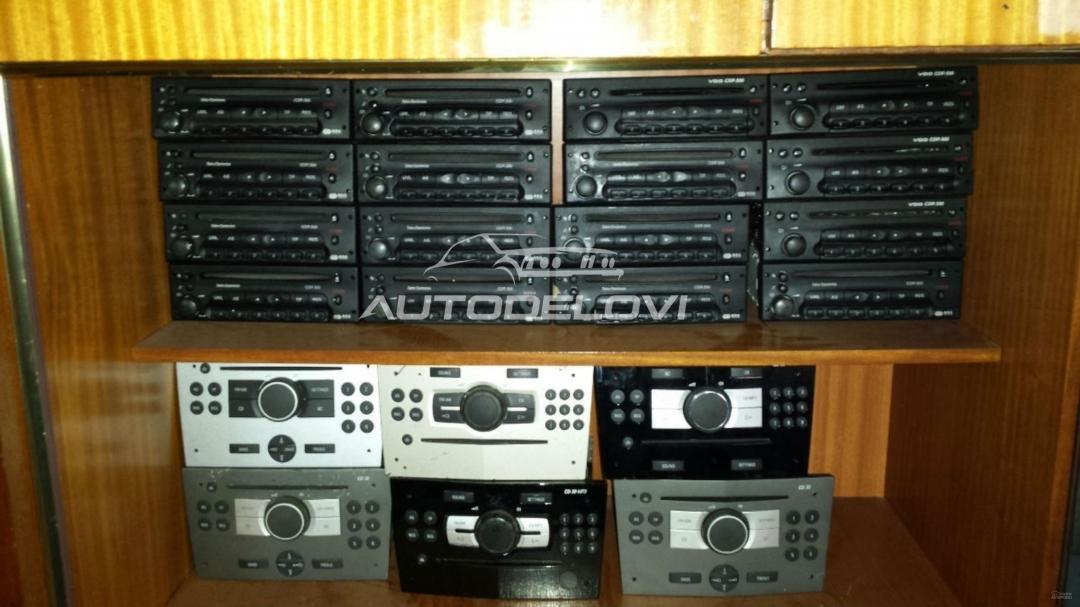 CD muzika za Ford