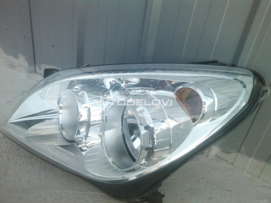 Opel Astra H farovi