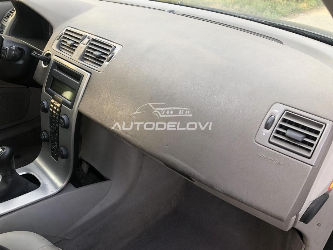 Volvo S40 i V50 Tabla sa airbegovima