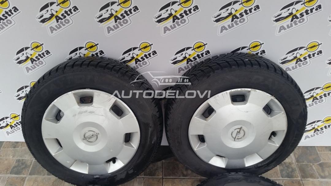 Dayton 175-65 R14 Sve sezone Opel Corsa C AstraG