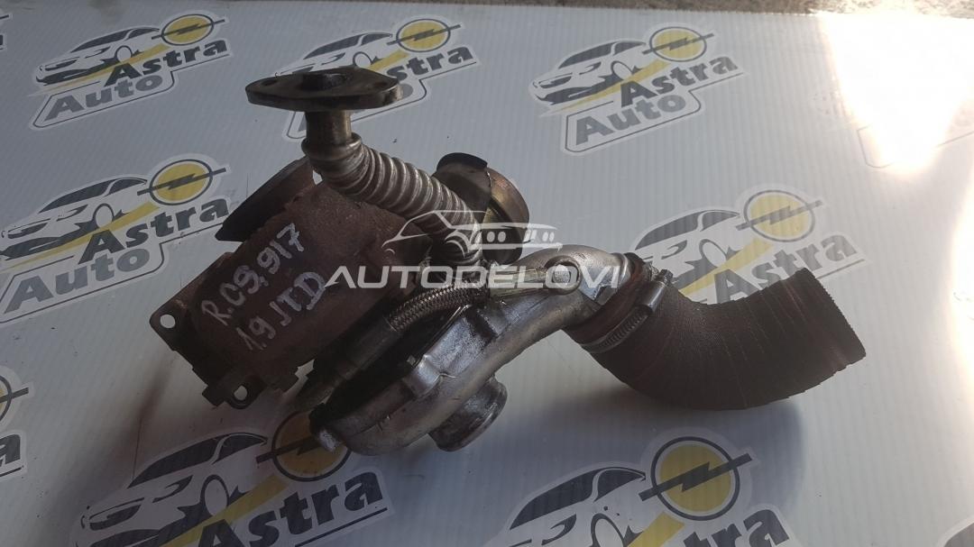 Turbna 1.9 jtd Fiat Stilo Alfa 147-156