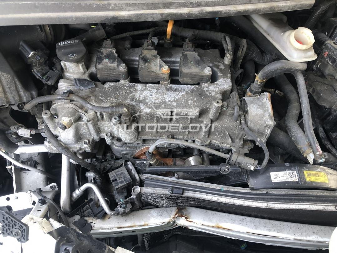 Opel Karl 1.0 Polovni Delovi