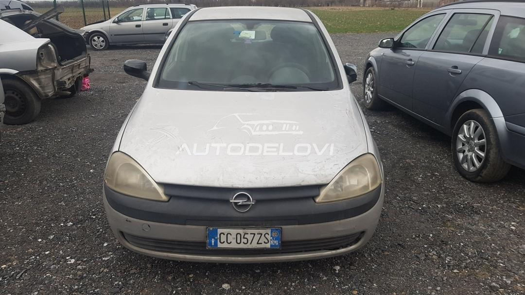 Corsa C 1.2 2002god Delovi