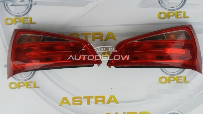 Audi A1 stop lampe