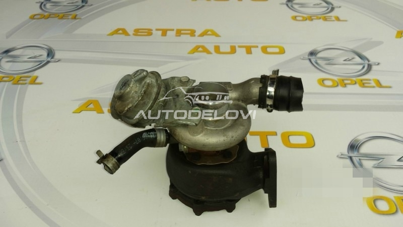 Astra H Turbina 81kw