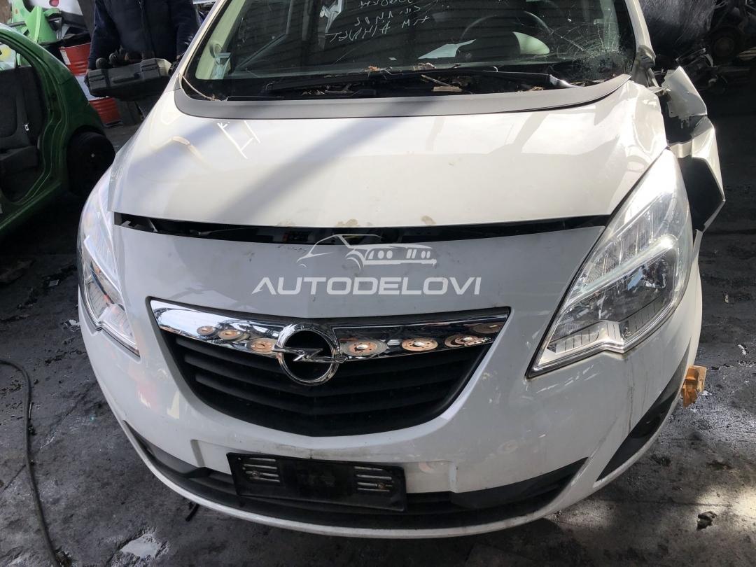 Polovni Delovi Opel Meriva B 1.4T