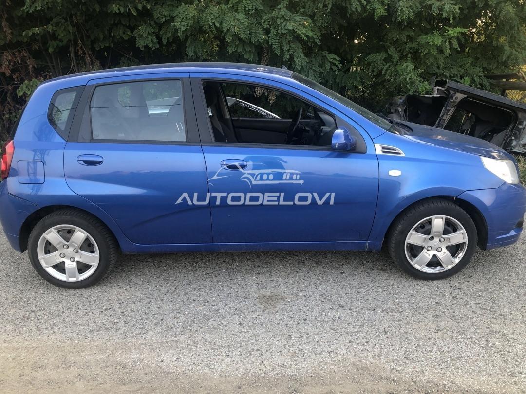 Chevrolet Aveo Model T250 Polovni delovi 1,2 16v