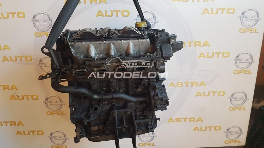 Movano Master 2.5dci motor