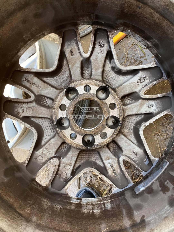 Aluminijumske felne 5x112 R17