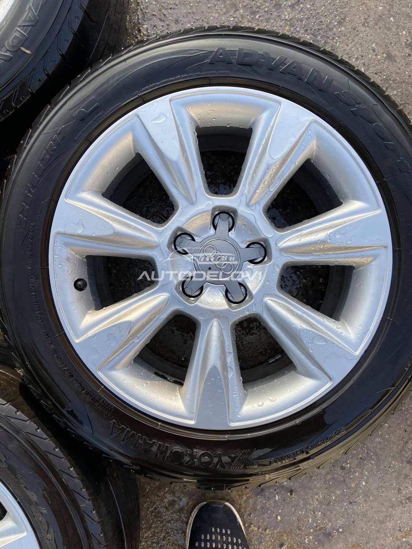 Aluminijumske felne 17 5x112 Audi