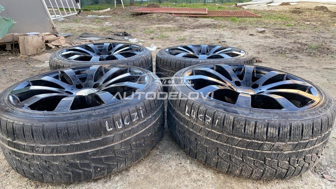 Aluminijumske felne R19 5x120 BMW